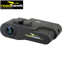 RoadHawk DC-2 Dash Cam with 8GB SD Card