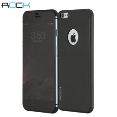 ROCK Dr.V iPhone 6 View Case - Black