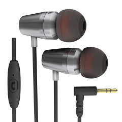 Rock Jaw Alfa Genus V2 Earphones with In-Line Mic & 3x Tuning Filters
