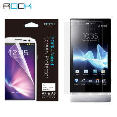 Rock Naked Screen Protector for Sony Xperia P