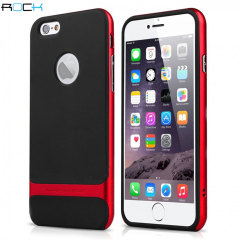 ROCK Royce Series iPhone 6 Case - Red