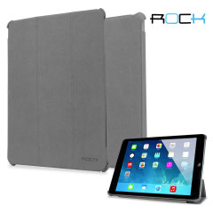 Rock Texture Series Smart Cover for iPad Air - Slate Grey