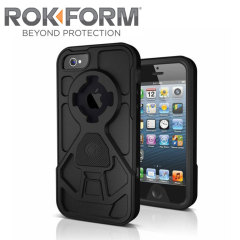 ROKFORM iPhone 5S / 5 ROKSHIELD Case Kit - Black