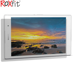 Roxfit Anti Fingerprint Sony Xperia Z3 Tablet Compact Screen Protector