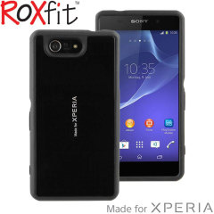 Roxfit Gel Shell Plus Sony Xperia Z3 Compact Case - Nero Black