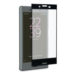 Roxfit Sony Xperia X Compact Tempered Glass Screen Protector - Black