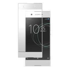Roxfit Sony Xperia XA1 Pro Tempered Glass Screen Protector - White