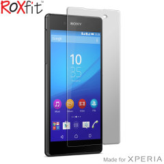 Roxfit Xperia Z3+ Anti Fingerprint Tempered Glass Pack