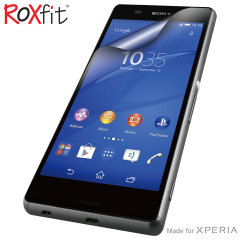 Roxfit Xperia Z3+ Anti Glare Double Pack Screen Protector Kit