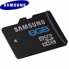 Samsung 8GB Essential MicroSD Card