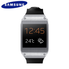 Samsung Galaxy Gear Smartwatch - Black