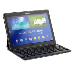 Samsung Galaxy Note 10.1 2014 Bluetooth Keyboard Case - Black