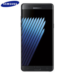 Samsung Galaxy Note 7 SIM Free - Unlocked - 64GB - Black Onyx