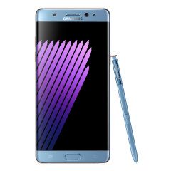 Samsung Galaxy Note 7 SIM Free - Unlocked - 64GB - Blue Coral