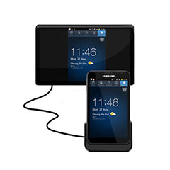 Samsung Galaxy Note Desktop Charge Cradle With HDMI Out