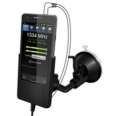 Samsung Galaxy S2 Car Mount with Hands-Free