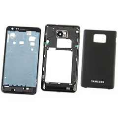 Samsung Galaxy S2 Replacement Housing - Black