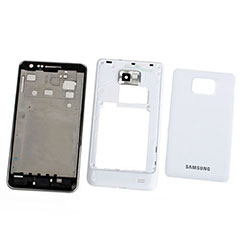 Samsung Galaxy S2 Replacement Housing - White