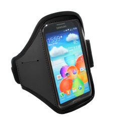 Samsung Galaxy S4 / S4 Active Sports Armband - Black