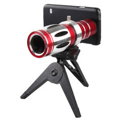 Samsung Galaxy S5 Long Range 20x Zoom Telescope and Tripod