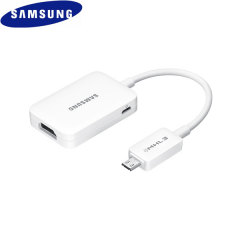 Samsung Galaxy S5 / Note 4 / Edge MHL 3.0 4K HDTV HDMI Adapter