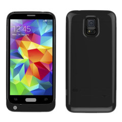 Samsung Galaxy S5 Power Bank Case - Black