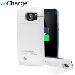 Samsung Galaxy S6 Edge Power Bank Case 4,200mAh - White