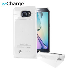 Samsung Galaxy S6 Power Bank Case 4,200mAh - White