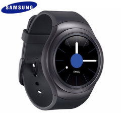 Samsung Gear S2 Smartwatch - Dark Grey