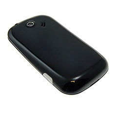Samsung Genio Qwerty Back Cover - Black