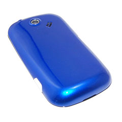 Samsung Genio Qwerty Back Cover - Blue