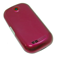 Samsung Genio Touch Back Cover - Dark Pink