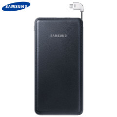 Samsung Portable Micro USB 9,500mAh Power Bank - Black