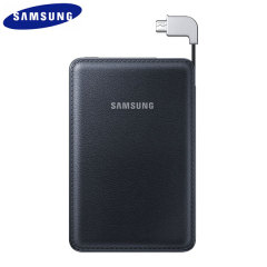Samsung Portable Micro USB Battery Charging Pack - 3,100 mAh - Black