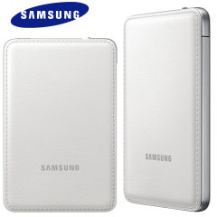 Samsung Portable Micro USB Battery Charging Pack - 3100 mAh - White