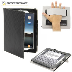 Scosche FolIO Grip Case for iPad 4 / 3 / 2 - Black