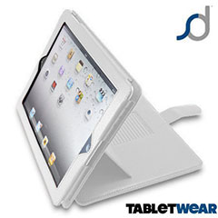 SD TabletWear Advanced iPad 4 / 3 / 2 Case - White