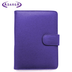 SD TabletWear Book Case for Amazon Kindle / Kindle Touch - Purple