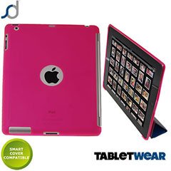 SD TabletWear SmartCase for iPad 3 / iPad 2 - Pink