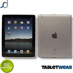 SD TabletWear SmartCase for iPad 4 / 3 / 2 - Clear