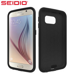 Seidio Capsa TouchView Samsung Galaxy S6 Case - Black