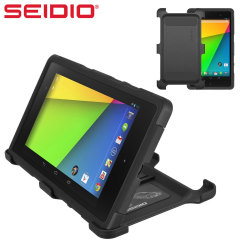 Seidio Dilex Case for Google Nexus 7 2013 - Black