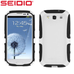 Seidio Dilex Case for Samsung Galaxy S3 - White