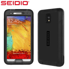 Seidio Galaxy Note 3 OBEX Waterproof Case - Black/Grey