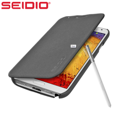 Seidio LEDGER Case for Samsung Galaxy Note 3 - Grey