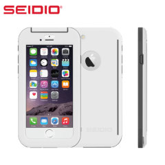 Seidio OBEX iPhone 6 Waterproof Case - White / Grey
