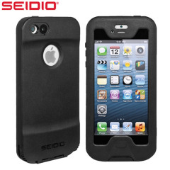 Seidio OBEX Waterproof Case for iPhone 5S / 5 - Black