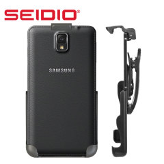 Seidio Spring-Clip Holster for Samsung Galaxy Note 3