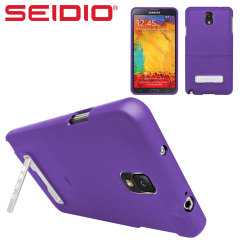 Seidio SURFACE Case with Kickstand for Galaxy Note 3 - Amethyst