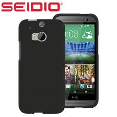 Seidio SURFACE HTC One M8 Case  - Black